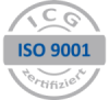 We are proud to be ISO9001:2015 certified